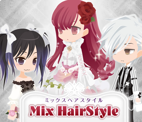 Mix HairStyle
