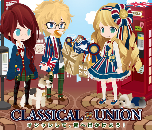CLASSICAL UNION